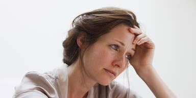 Frau Depression