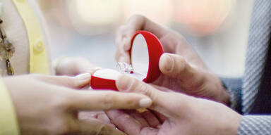Heirat antrag