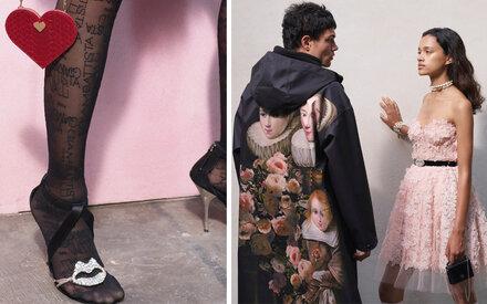 Das ist die Designerkollektion für H&M