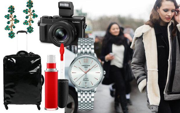 Essentials für die Fashion Week