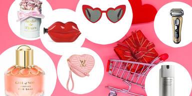 Valentinsgeschenke für Verliebte