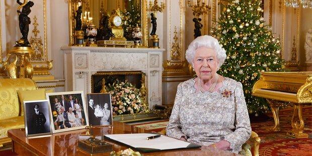 Das speisen die Royals zu Weihnachten