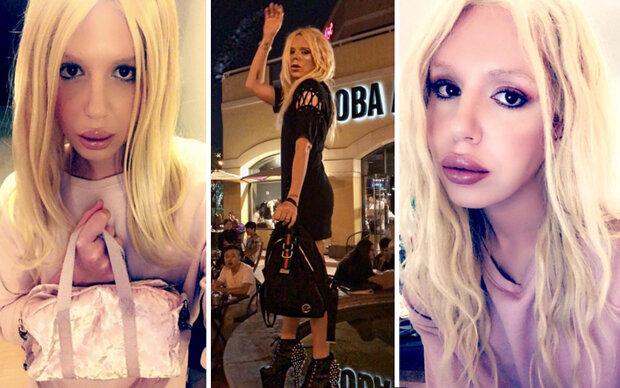 Dieser Mann will aussehen wie Britney Spears