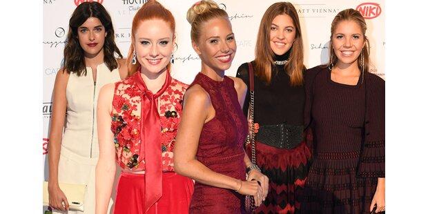 Top-Frauen bei Jubiläums-Gala
