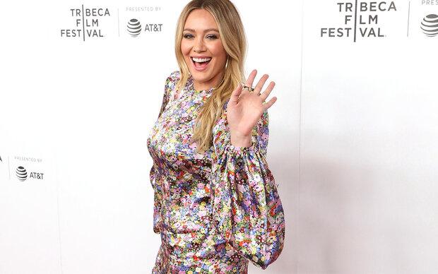 Hilary Duff zeigt ihr Traum-Brautkleid