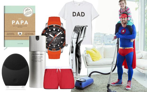 Vatertag: 20 Last-Minute-Geschenke