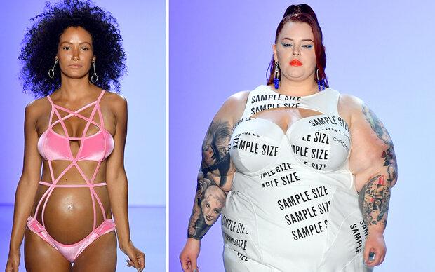 Starke Botschaften auf der New York Fashion Week