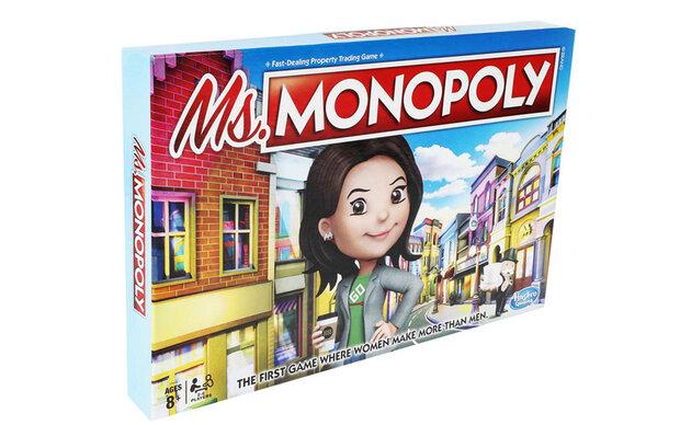 Feministisches Monopoly mit mehr Geld für Frauen