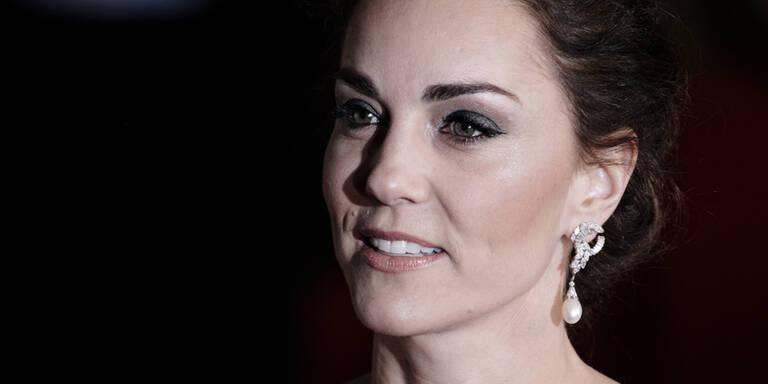 Botox-Alarm bei Herzogin Kate?