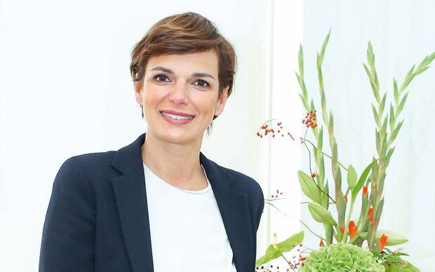 Pamela Rendi-Wagner im MADONNA-Talk