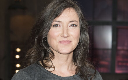 Charlotte Roche lehnt Anti-Aging-Kosmetik strikt ab