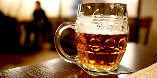 So viel trinken Österreicher pro Jahr wirklich