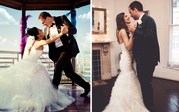 Die 10 besten Songs für den Hochzeitstanz