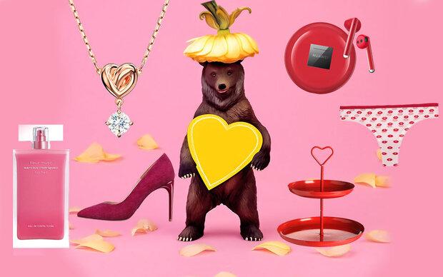Valentinstag: Die besten Last-Minute-Geschenke