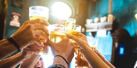 Alkoholkonsum in Österreicher nimmt stetig ab
