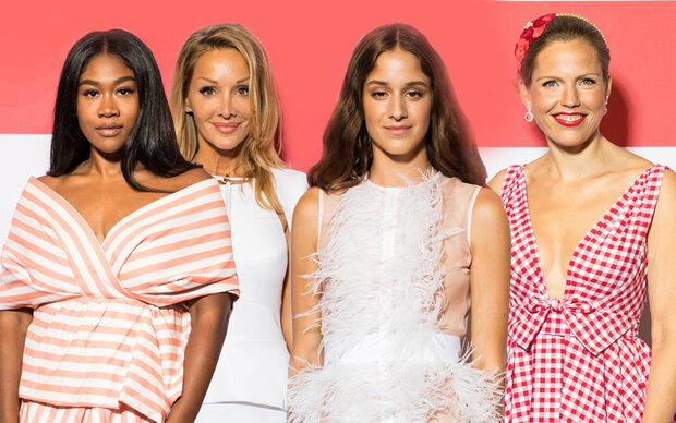 Best Dressed: Starke Frauen, starke Looks