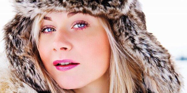 Augenschutz im Winter