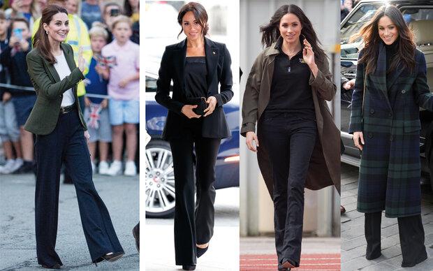 Kopiert Kate jetzt Meghans Stil?