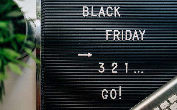 Black Friday: Hier gibt es die besten Rabatte
