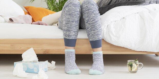 Grippewelle: Aktuell 8.000 Erkrankte in Wien