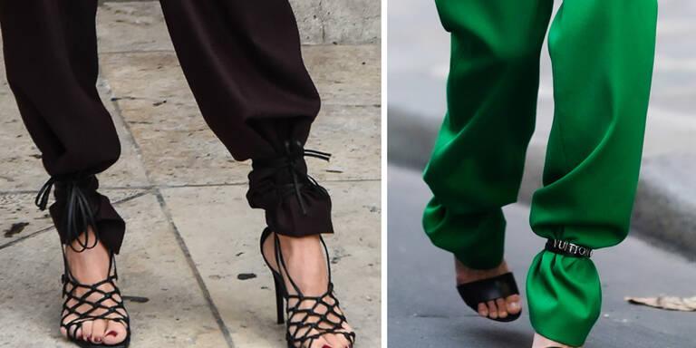 So trägt man jetzt Schuhe zur Hose