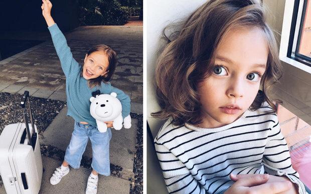 8-Jähriges Vogue-Model ist Insta-Star