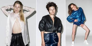 Drogenabhängige als Fashion-Models