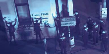 Gabel-Attacke Wien-Ottakring