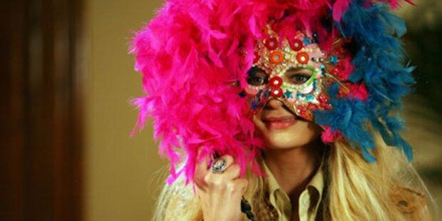 Wer verbirgt sich hinter dieser Maske?