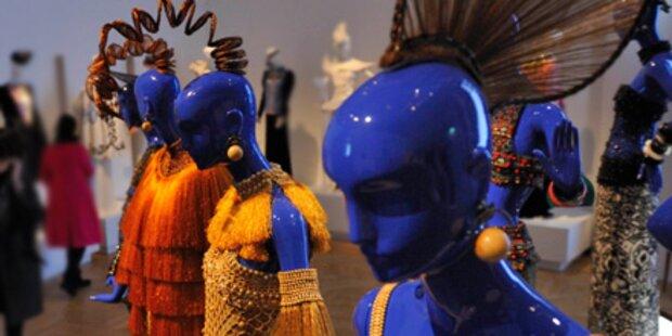 Mode-Revolutionär Yves Saint Laurent
