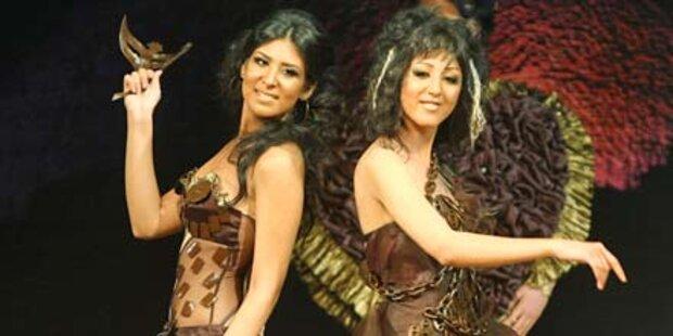 Cowgirls und Cleopatra in Schoko getunkt