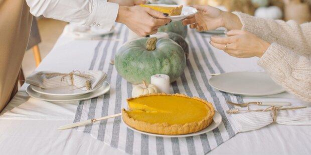 So gelingt ein Pumpkin-Pie