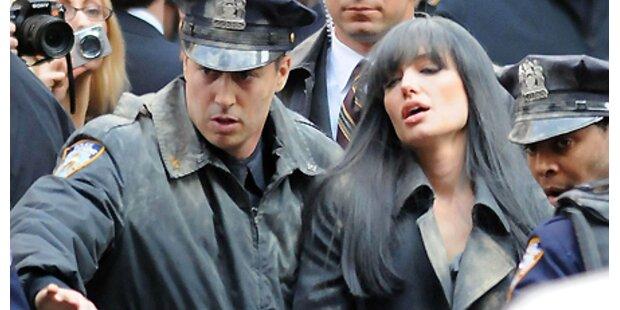 Hier wird Angelina Jolie festgenommen!