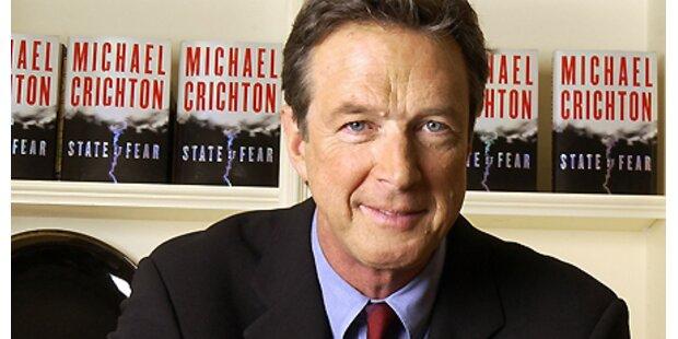 Michael Crichton: Zwei neue Romane