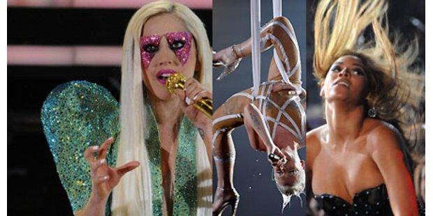 Die sexy Auftritte der Grammy-Ladies