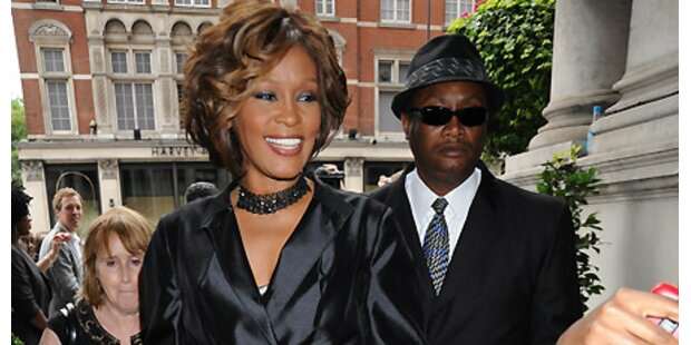 Whitney Houstons strahlendes Comeback