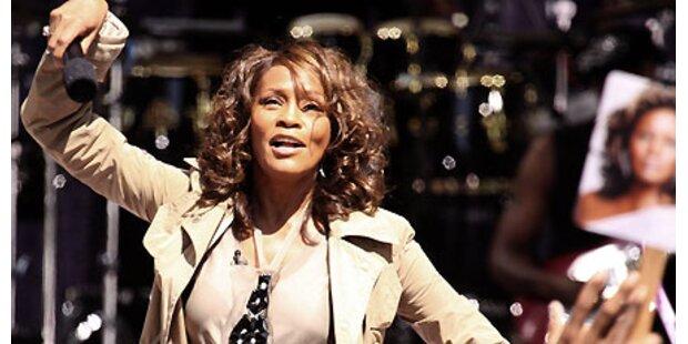 Whitneys cleanes Bühnen-Comeback