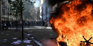 Chile-Proteste