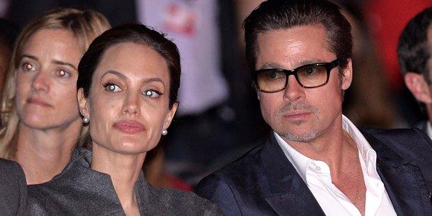 Jolie erteilt Brad Sexszenen-Verbot
