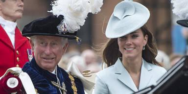 Prinz Charles, Herzogin Kate
