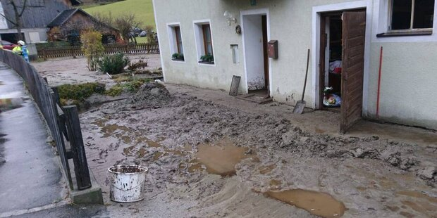 Hilfe durch Katastrophenfonds