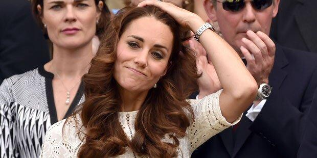 Herzogin Kate sagte Malta-Reise ab