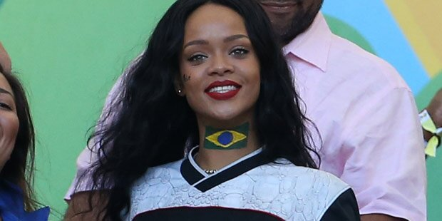Rihanna will Fußballclub kaufen