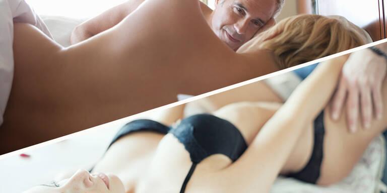 Altersfrage: So oft sollte man Sex haben