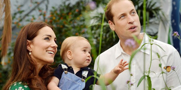 Foto-Verbot in Zoo wegen Prinz George