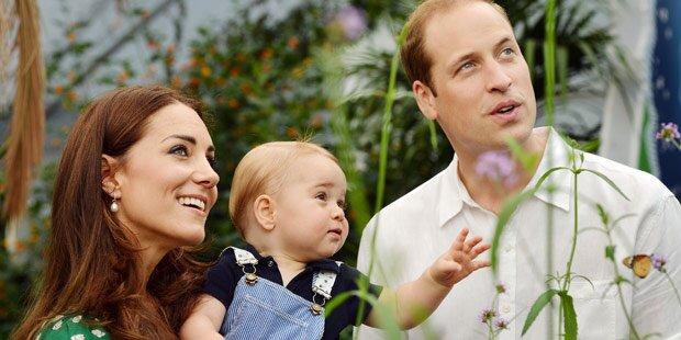 Wie wird Herzogin Kates Baby heißen?