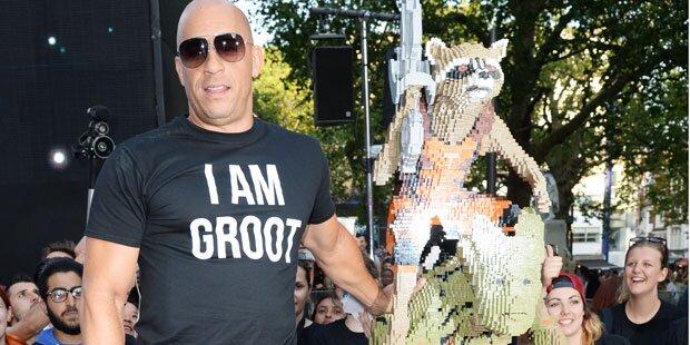 Vin Diesel: Noch eine Comic-Verfilmung?