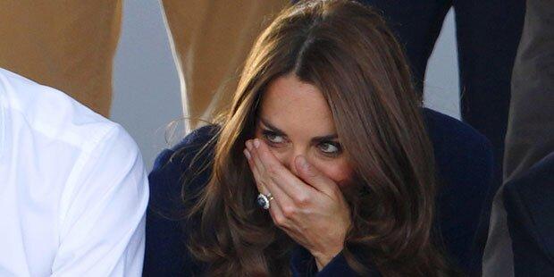 Herzogin Kate: Ist ihr jetzt noch übler?