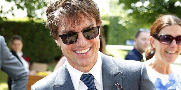 Tom Cruise: Schon heute in Wien