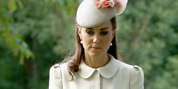 Herzogin Kate: Risikoschwangerschaft?